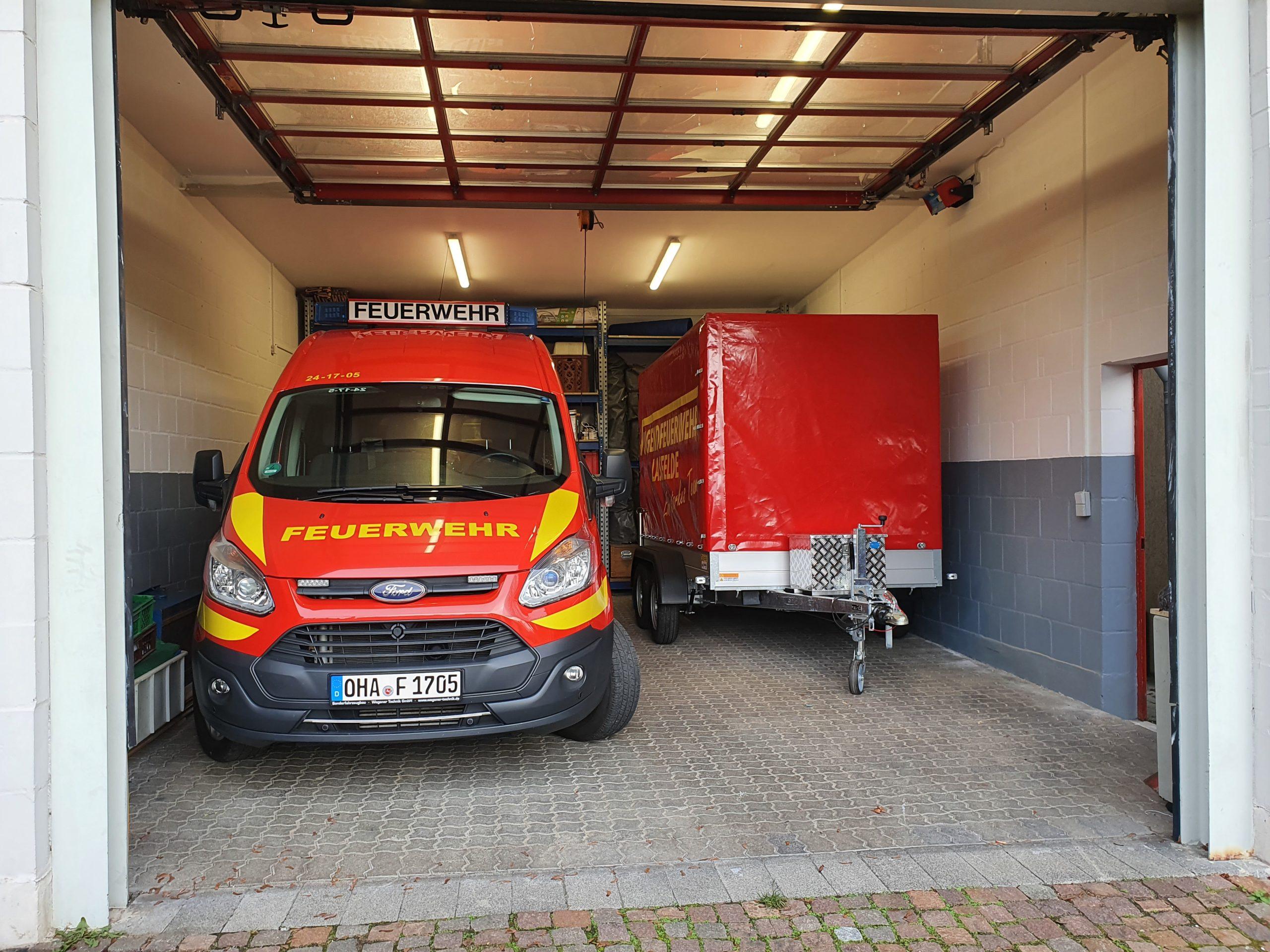 MTW Garage im neuen Glanz